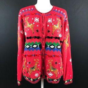 Designers Original Studio Ugly Christmas Sweater